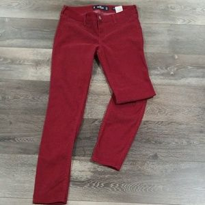 Hollister low jean legging